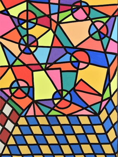 caos geometrico organizzato