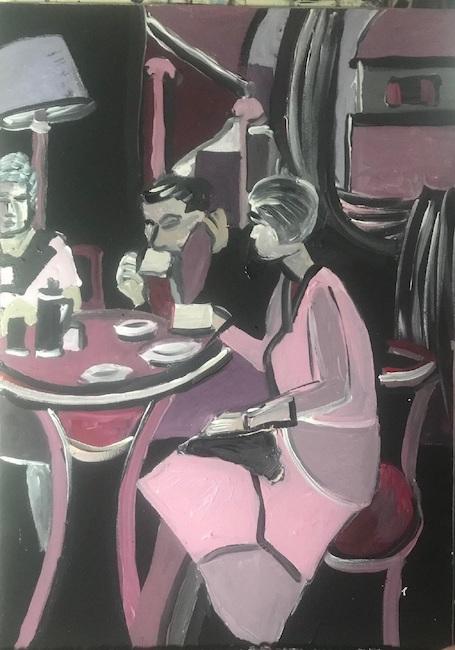 im café sabine schaefer
