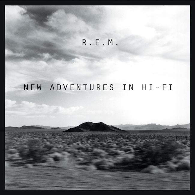 rem new adventure in hi-fi