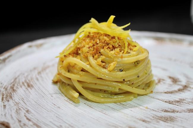 spaghetti rizzo