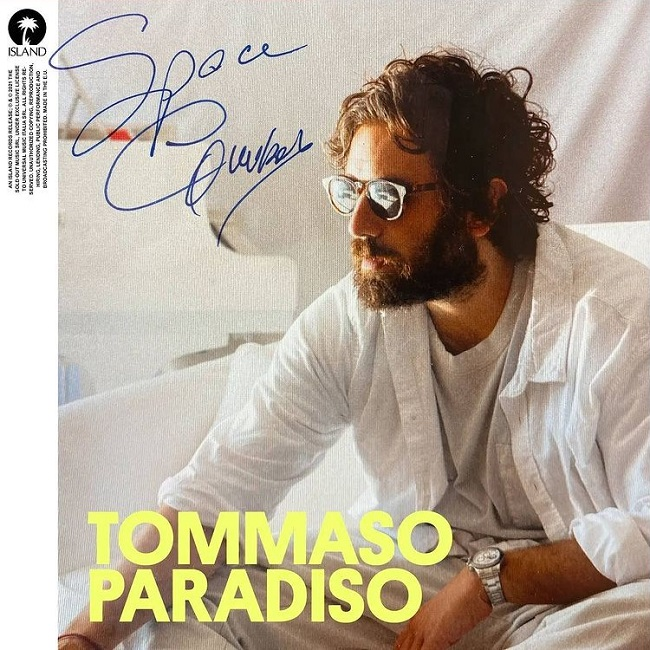 tommaso paradiso space cowboy cover