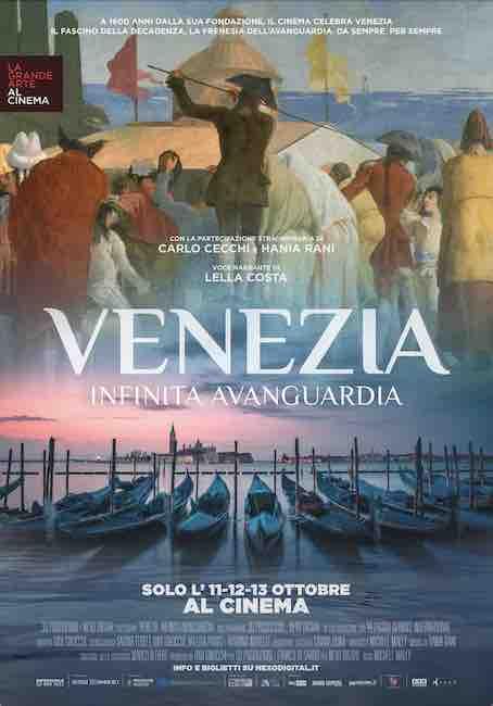 venezia infinita avanguardia