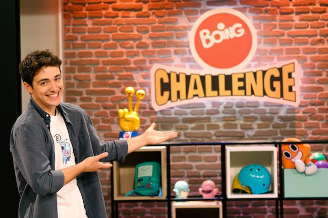 boing challenge 2° edizione