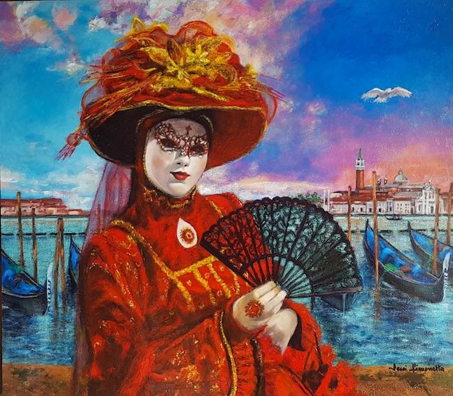 La passione e la speranza al Carnevale di Venezia