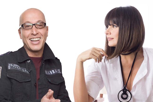 Carlo Marrale e Silvia Mezzanotte