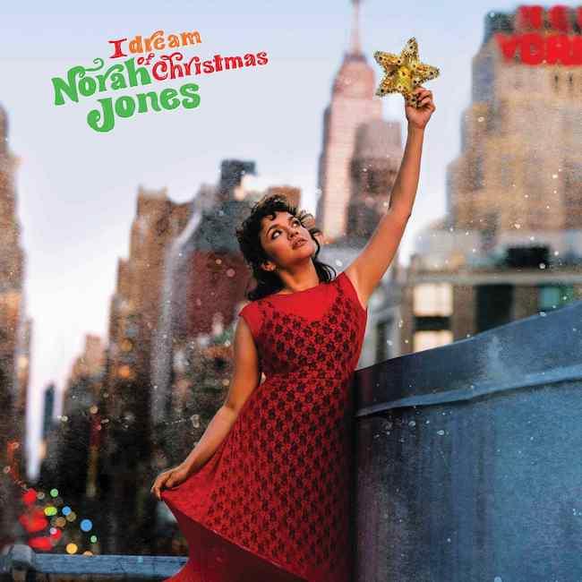 norah jones dream of christmas cover