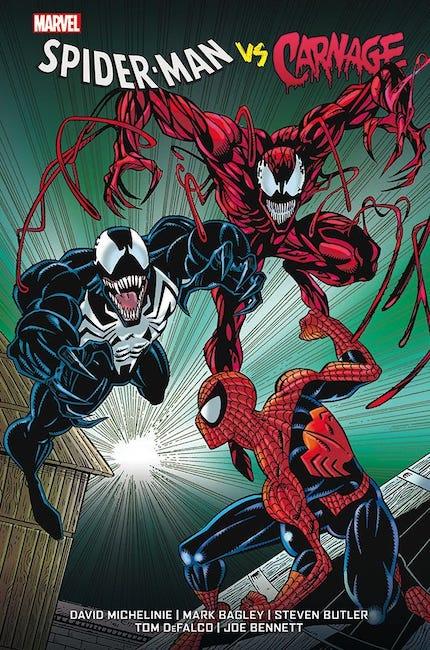 spider man vs carnage