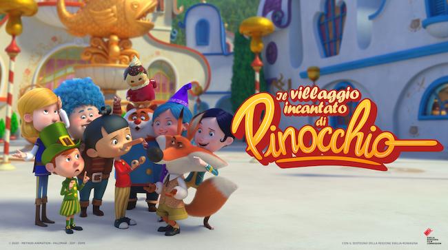 villaggio pinocchio